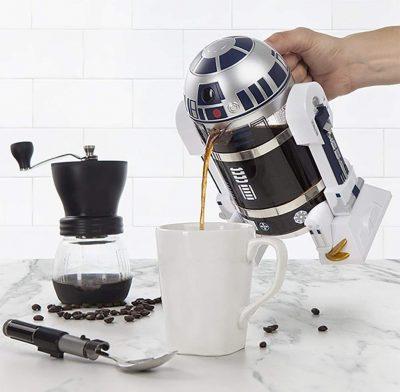 R2D2 Coffee pourer
