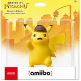 Detective Pikachu Amiibo package
