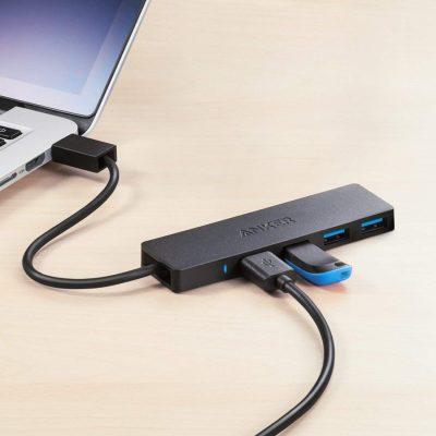 4-Port USB 3.0