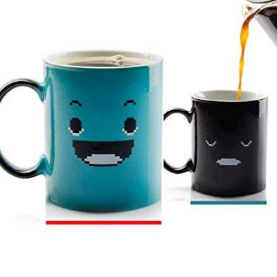 Changing Color Coffee Mug