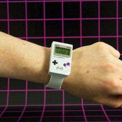 Gameboy Nintendo Watch