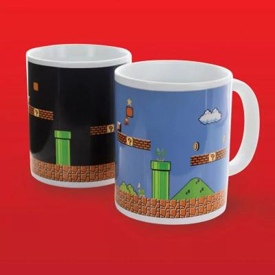 Super Mario Heat Mug