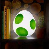 Yoshi Egg Light close-up