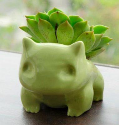 Bulbasaur Flowerpot