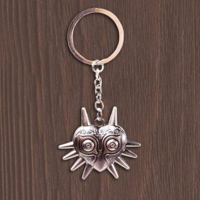 Majora's Mask keychain