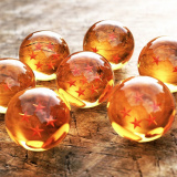 Dragon Ball Z Replica Balls