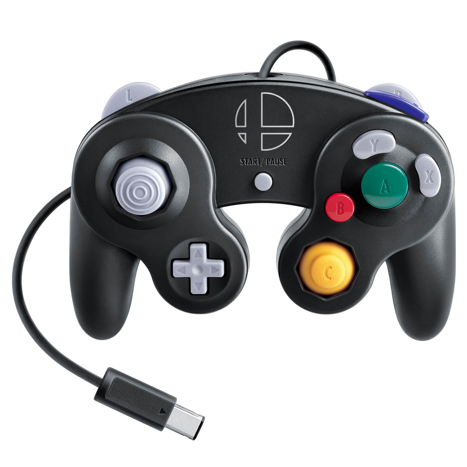 GameCube controller Super Smash Bros Ultimate