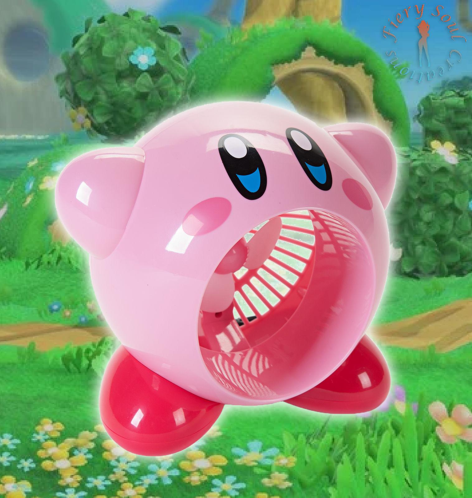 Kirby Desk Fan