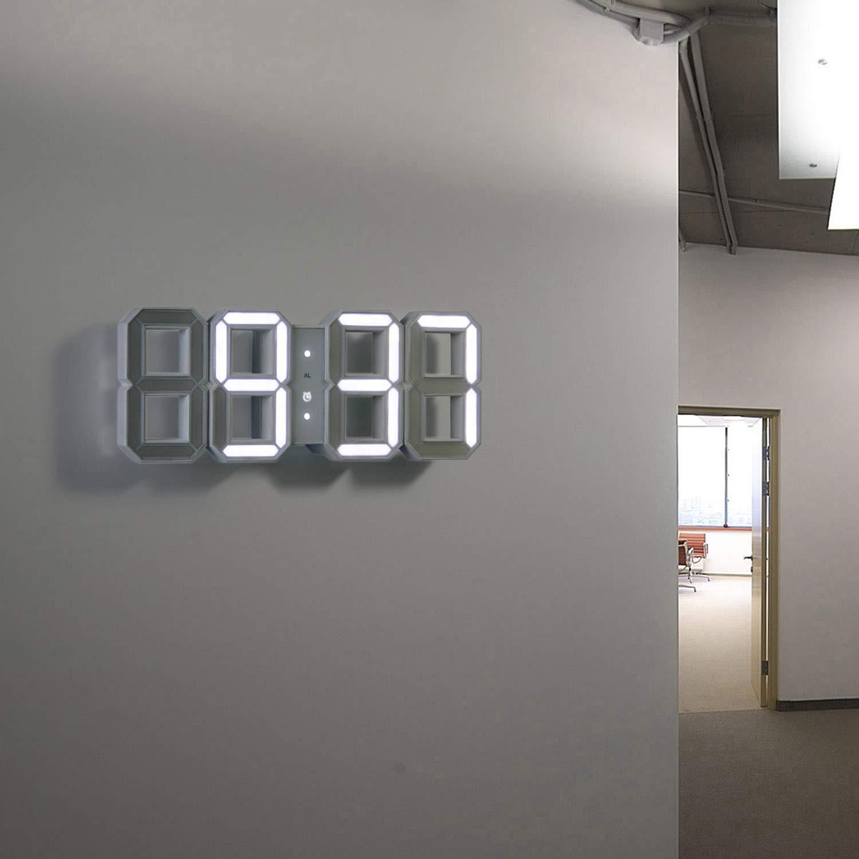 Minimalistic Digital Wall Clock