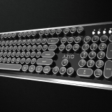 Typewriter inspired Mechanical Keyboard